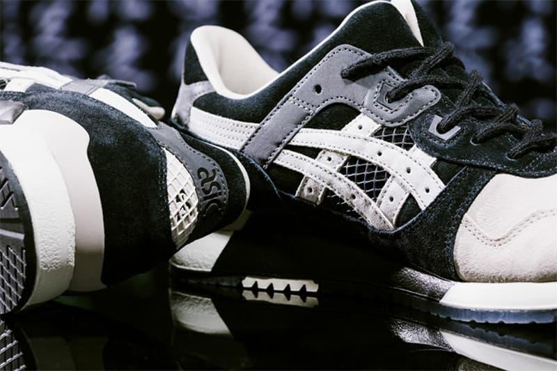 KICKS LAB. x ASICS Tiger 全新聯乘 GEL-Lyte III「KL-Shinobi」鞋款