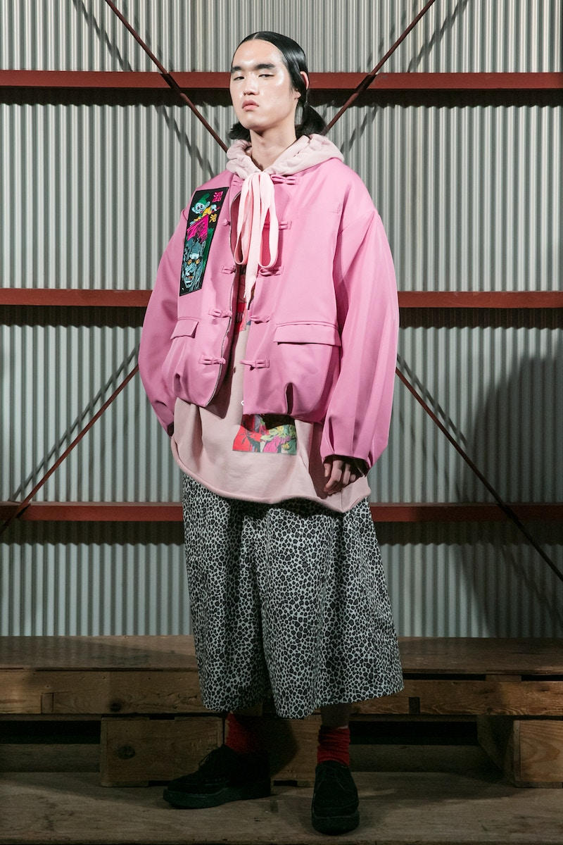 KIDILL 2018 秋冬系列 Lookbook