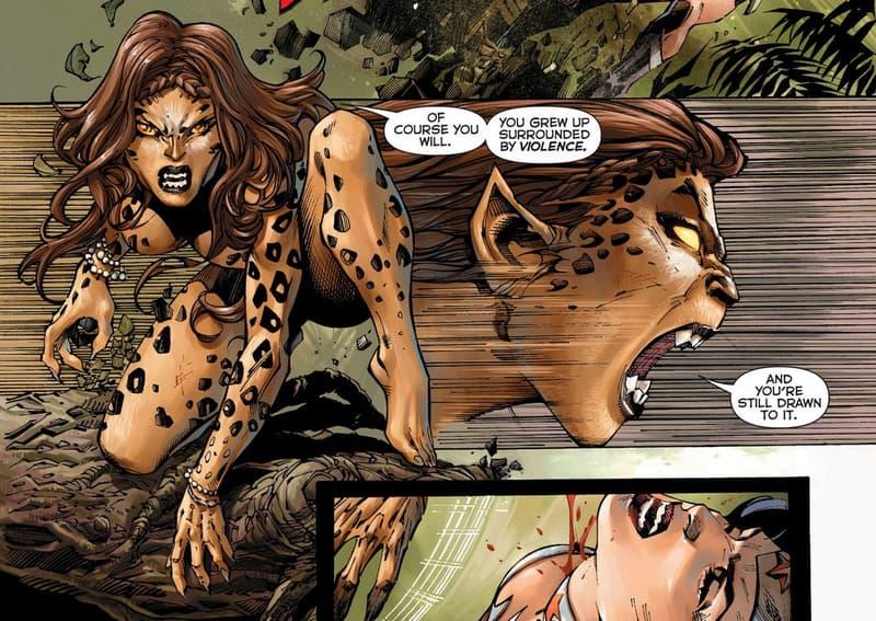 《Wonder Woman 2》電影反派角色與演員人選消息曝光