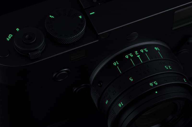 Leica M Monochrom (Typ 246)「潛行版」限量登場