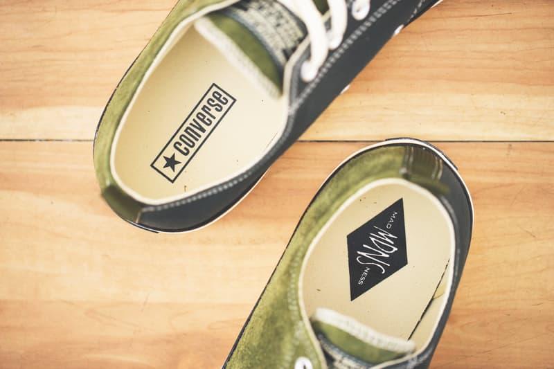率先近賞 CONVERSE x MADNESS 全新聯乘鞋款