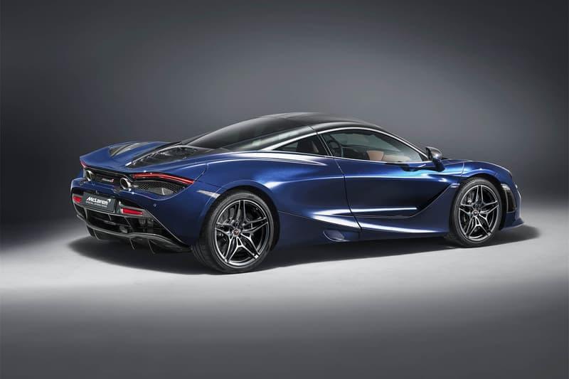 McLaren 720S MSO「Atlantic Blue」特別定製版超跑登場