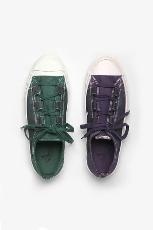 Needles 2018 春夏 Asymmetric Ghillie Sneaker 系列發售在即