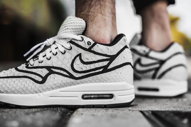 The Shoe Surgeon x Joshua Vides「二次元」風格定製 Air Max 1 正式上架