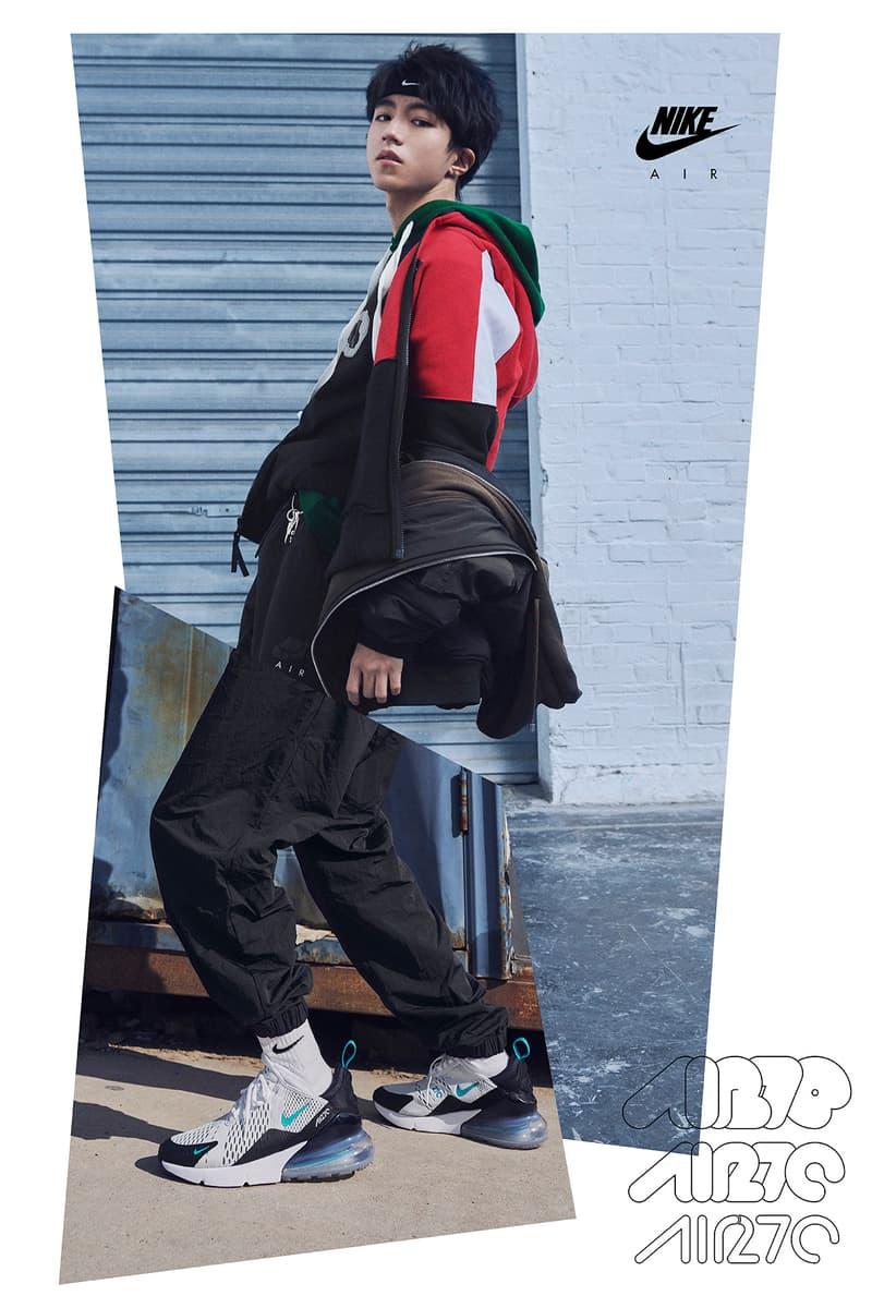 promo code 7a9c0 b70bf 王俊凱專屬鞋款Nike Air Max Zero「WJK」發售詳情公開| HYPEBEAST