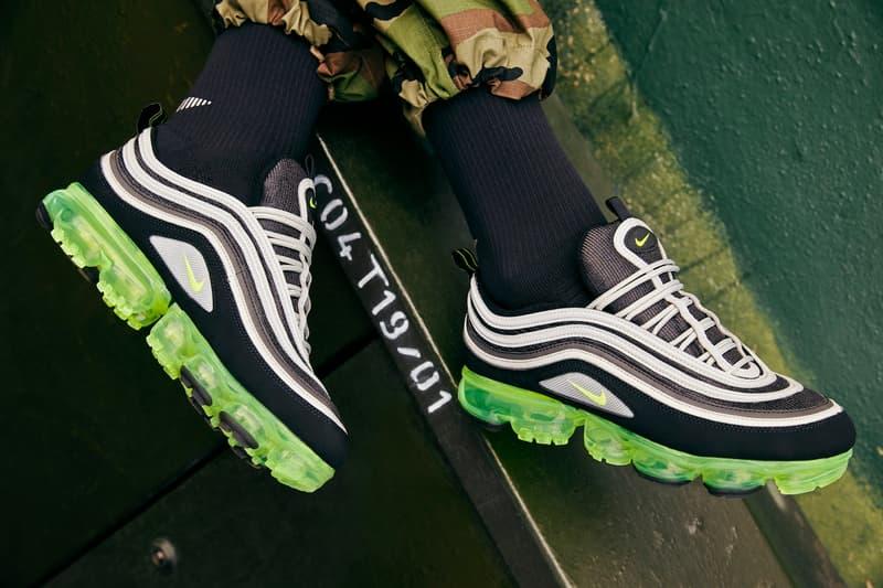 625580ef35ab Nike 全新鞋款Air VaporMax 97 即將發售