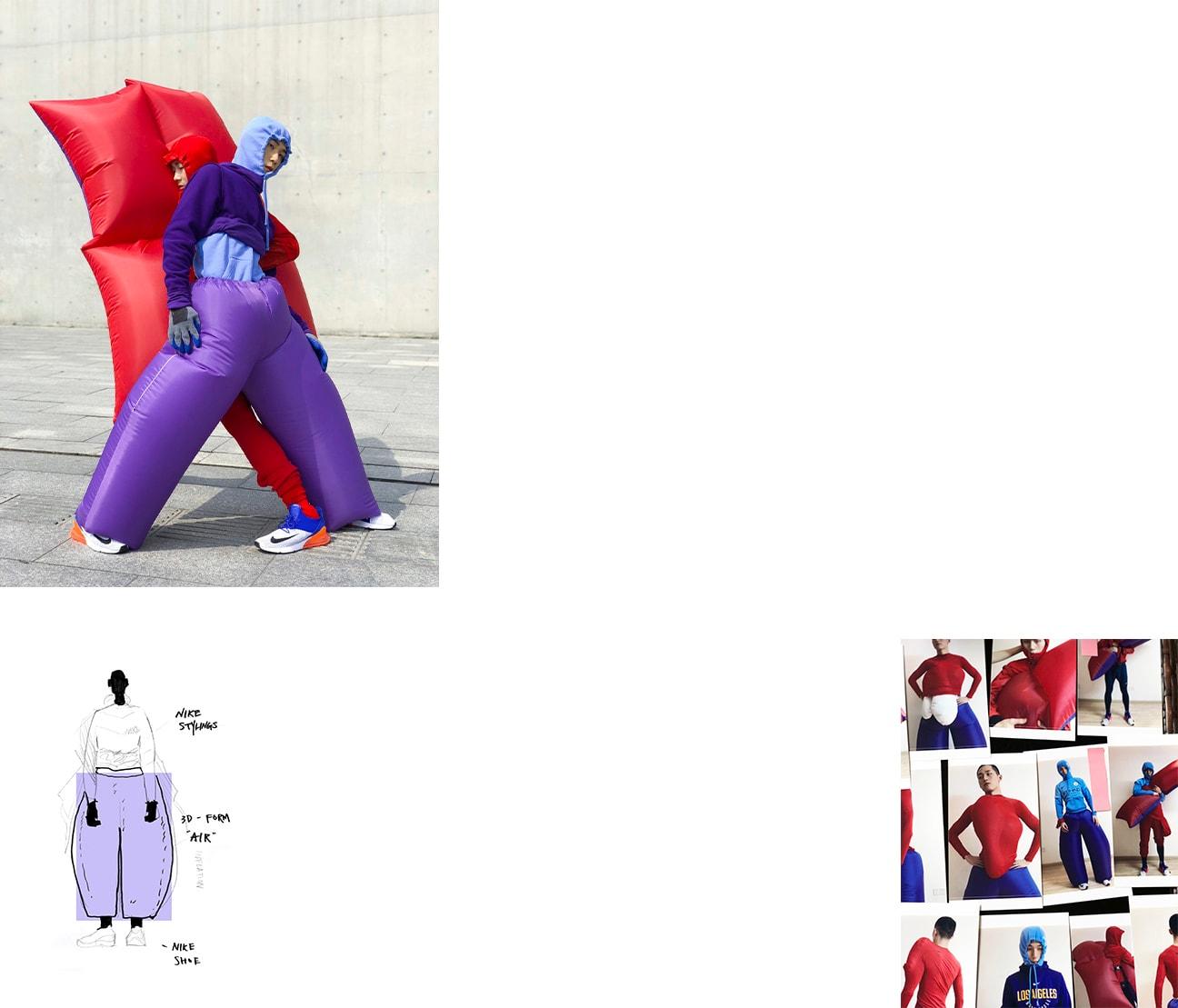 HYPEBEAST 打造 Nike Air Max 瘋狂藝術實驗計劃
