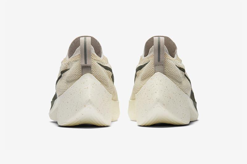 Nike Vapor Street Flyknit「Off-White」&「Olive Green」上架消息公布