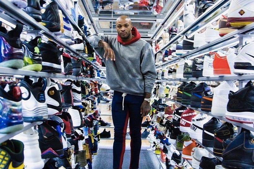 NBA 最強球鞋巨頭P.J. Tucker 作客最新一