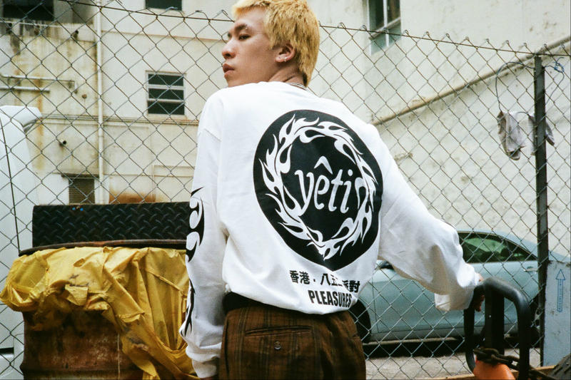 PLEASURES x Yeti Out 聯乘別注系列 Lookbook