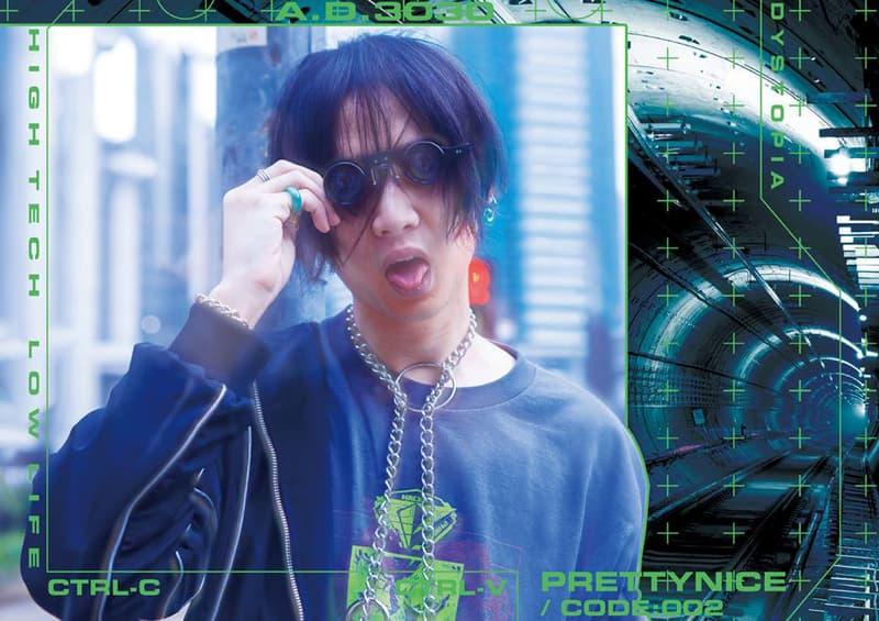台灣、香港、未來 - 進一步瞭解 PRETTYNICE 3030 Lookbook