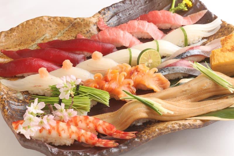 寿司 美登利