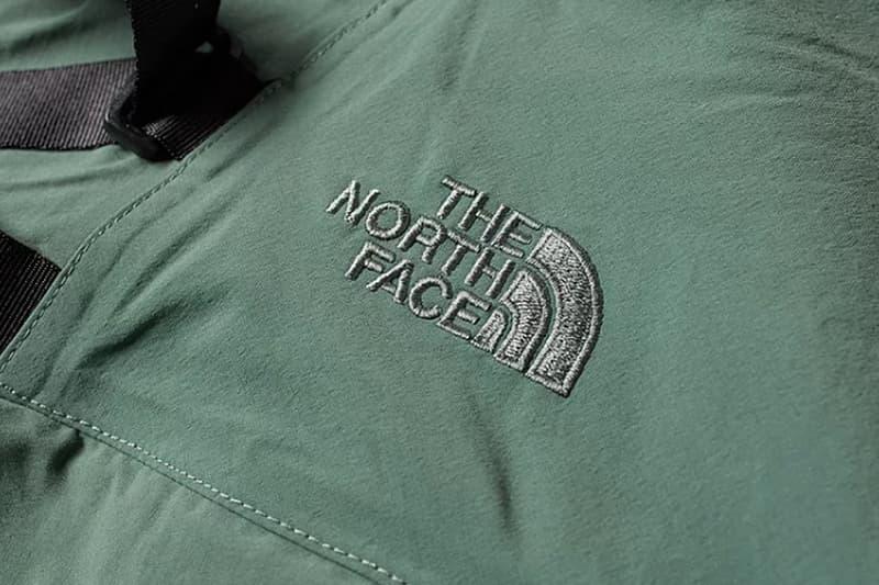 The North Face Black Series 軍事感機能外套上架!