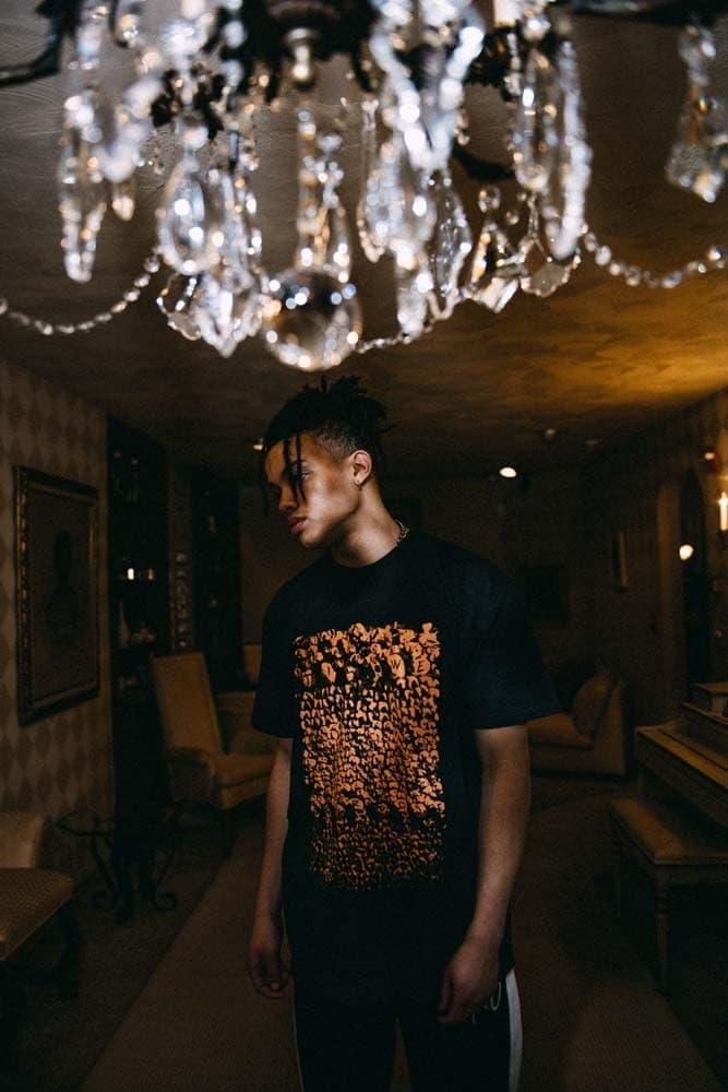 The Weeknd 官方周邊「2018 RELEASE 001」系列 Lookbook