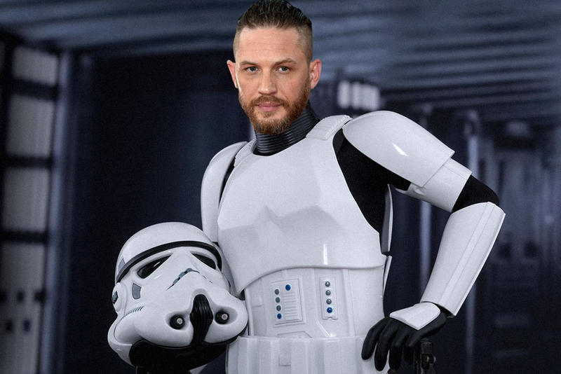 Tom Hardy 於《Star Wars: The Last Jedi》客串演出片段曝光!
