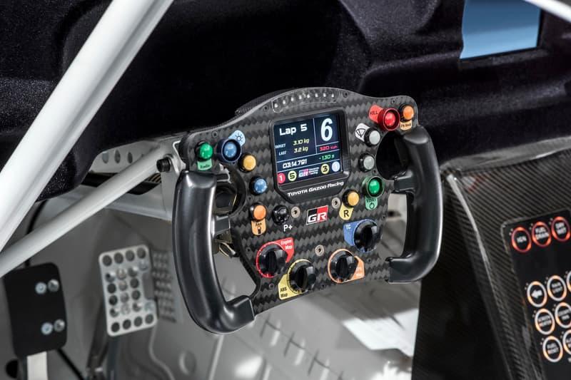跑車神話再現!日內瓦車展正式曝光 TOYOTA 全新 Supra 原型賽車