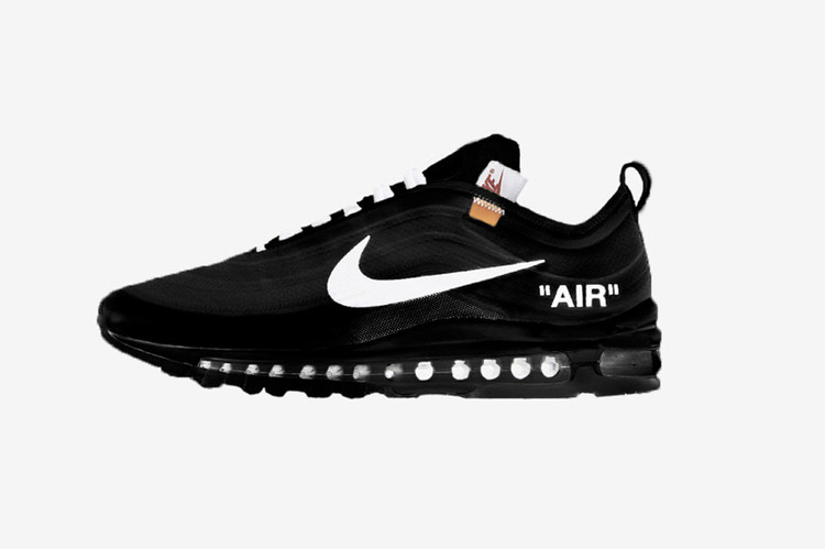 buy popular af499 407e2 Virgil Abloh x Nike Air Max 97 全新聯乘系列曝光!? Footwear 球鞋