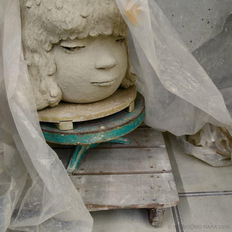 奈良美智將於香港舉辦「Ceramic Works and...」個展