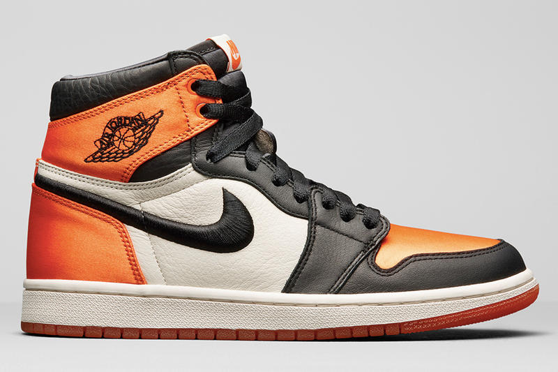 細節高清欣賞!Air Jordan 1「Shattered Backboard」Satin 官方照釋出!
