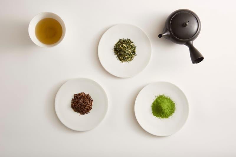 京都老茶舖一保堂攜手 BAKE CHEESE TART 推出限定茶甜點