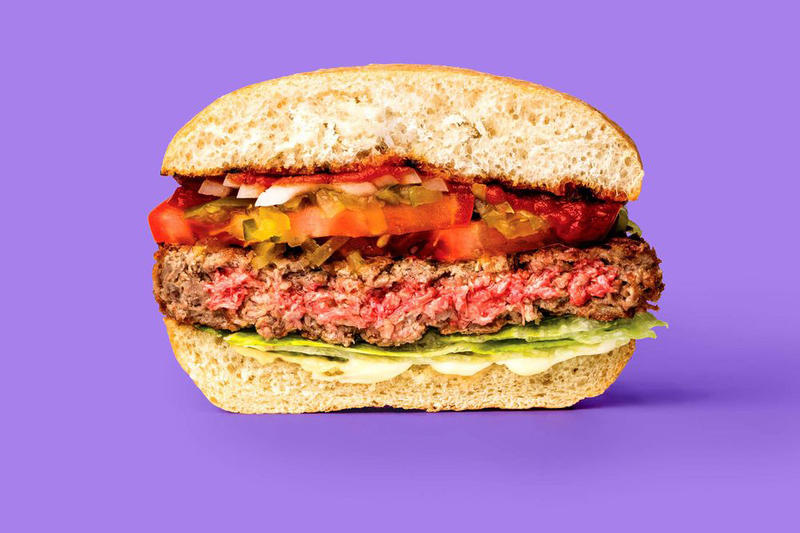 有血肉味的「純素食」漢堡即將上市
