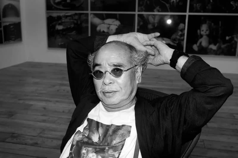 日本一代色情攝影大師荒木經惟被指控「不尊重」女性
