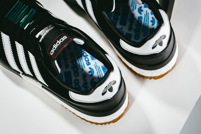 近賞 adidas Originals x Alexander Wang 最新聯乘鞋款