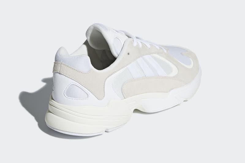 adidas Originals Yung 1「Cloud White」配色官方圖片釋出