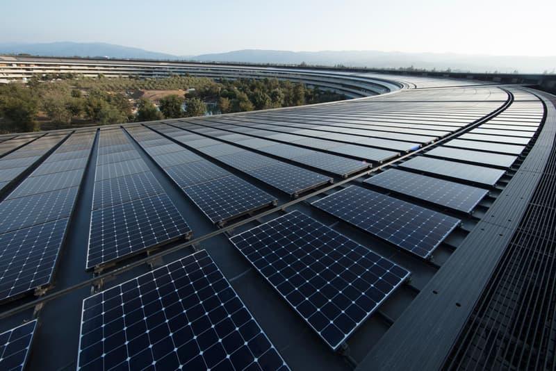 落實環保!Apple 採用 100% 清潔能源供電