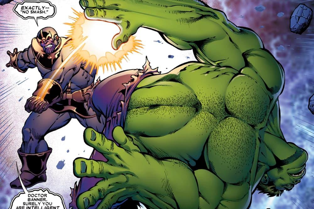 《Avengers: Infinity War》導演表示 Thanos 比 Hulk 更強