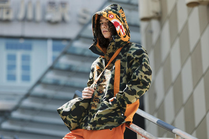 A BATHING APE® x PORTER STAND 聯乘「Trunk Show」別注系列