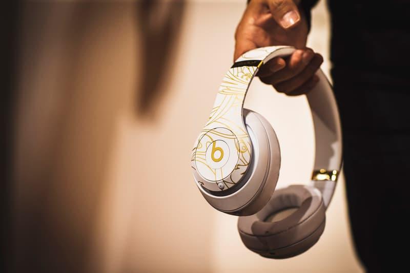 Beats by Dr.Dre x James Jean 親友限定最新「Azimuth」Studio3 無線耳機