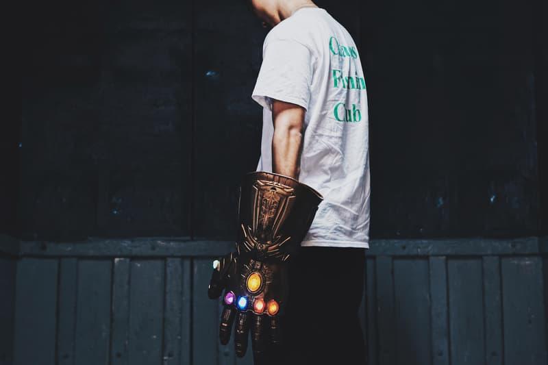 率先實測《Avengers: Infinity War》終極武器 Infinity Gauntle 無限手套