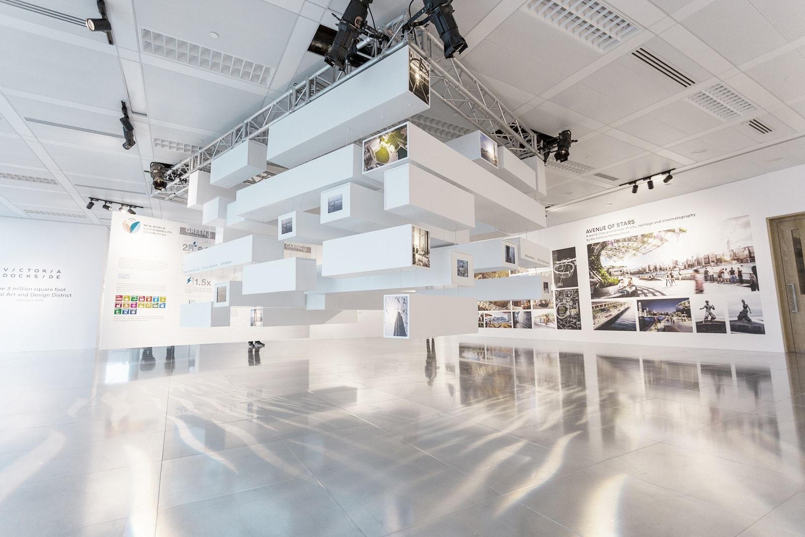 走進全新國際藝術設計地標 Victoria Dockside 的開幕派對