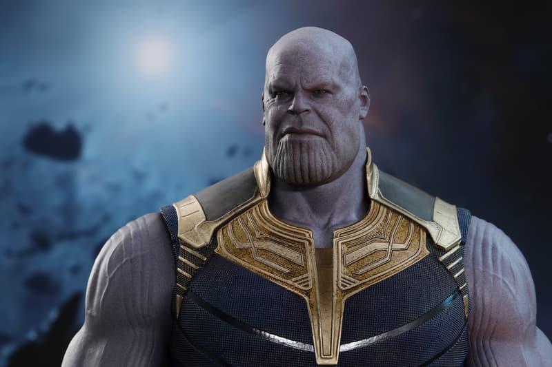 Hot Toys 最新《Avengers: Infinity War》宇宙霸主 Thanos 珍藏人偶登場