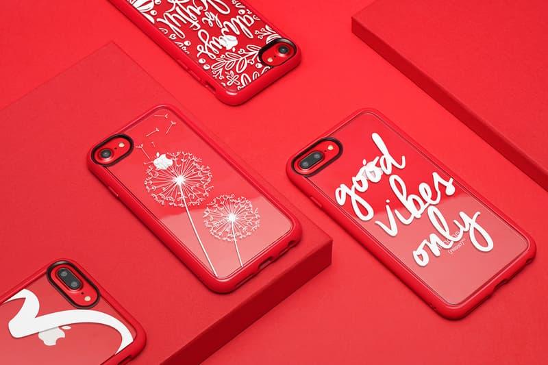 紅雙喜 - Casetify 推出紅色系列 iPhone 保護殼