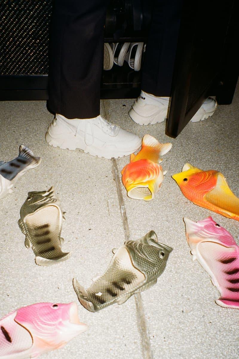 JOSHUA SANDERS 為全新鞋款 ZENITH 打造 Lookbook