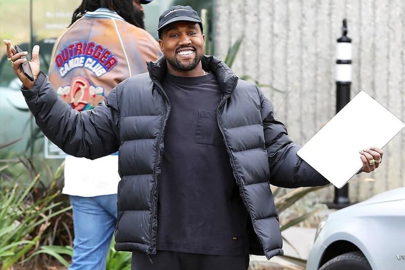 傳言 Kanye West 或將完成最新專輯?
