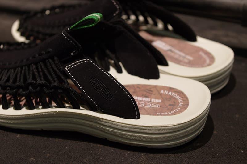 mita sneakers x KEEN 全新聯名 UNEEK 涼鞋香港上架情報!