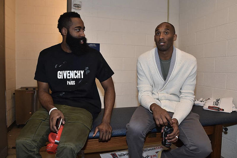 「最有價值球員」是誰?Kobe Bryant:非 James Harden 莫屬,沒有其他人選