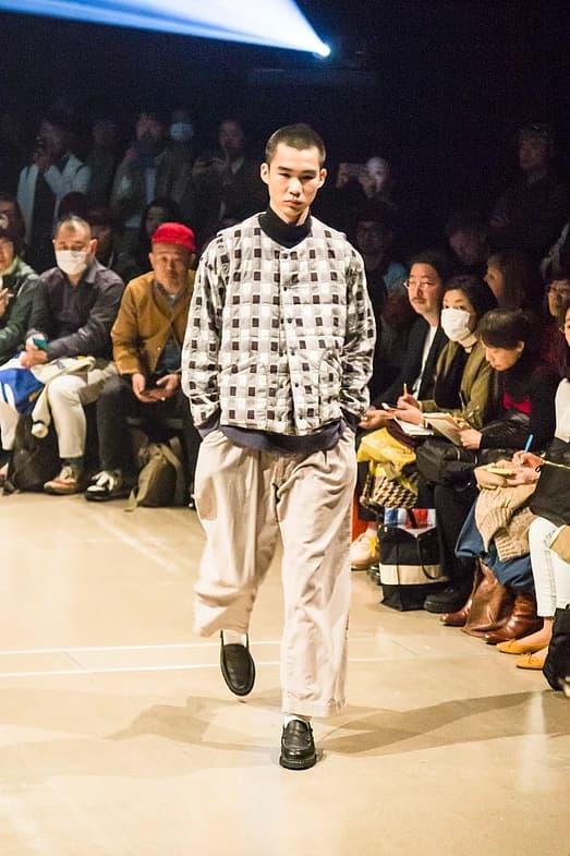 回看 KUON 首個於 Amazon 東京時裝周舉行的時裝秀