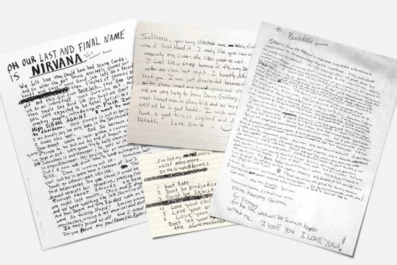 Kurt Cobain 等逝世樂人的字體目前可供下載