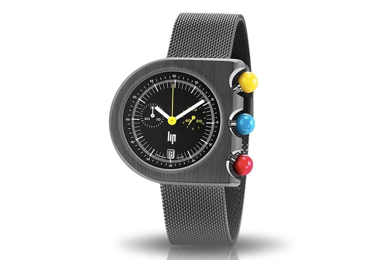 法國製錶浪漫-百年錶牌 LIP WATCH 進駐香港
