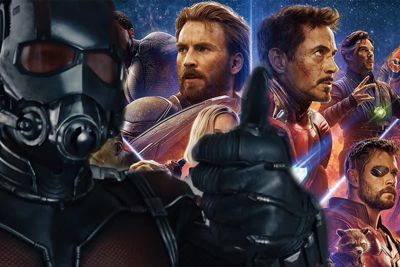 再有證據暗示 Ant-Man 或將出演《Avengers: Infinity War》!?