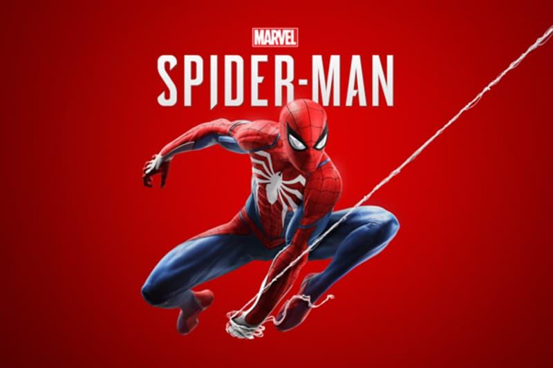 Marvel 隆重宣布 PS4《Marvel's Spider-Man》發售日