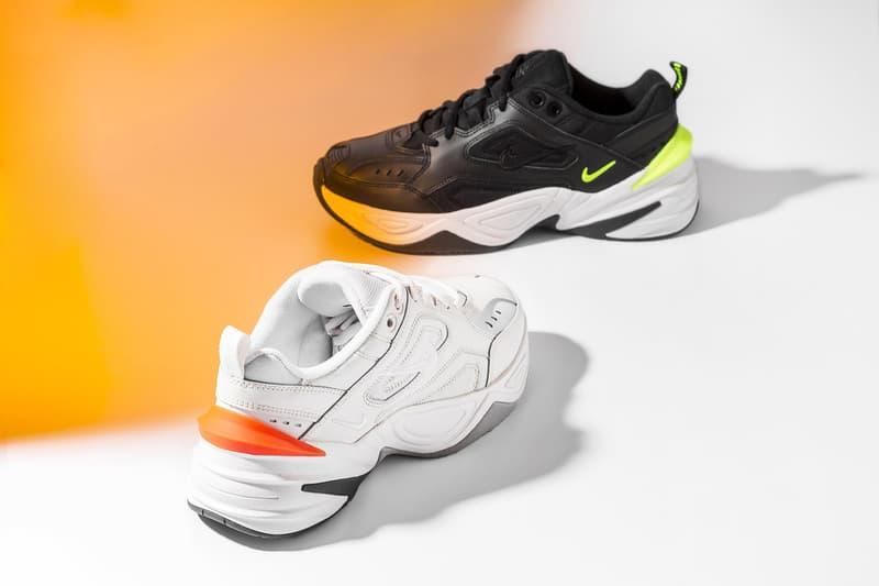 近賞 Nike M2K Tekno「Black Volt」&「Phantom」配色