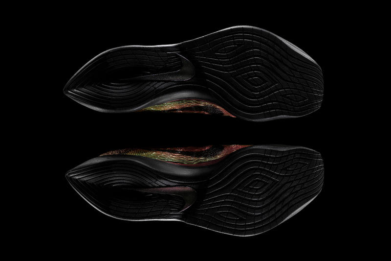 Nike 推出全新概念跑鞋 Zoom Vaporfly Elite Flyprint