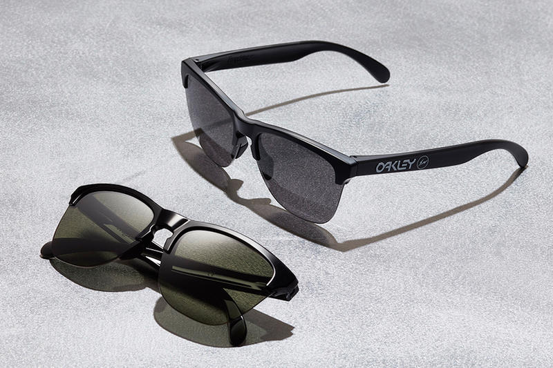 經典復辟!Oakley x Fragment Design 別注 Frogskins Lite 上架情報公開!