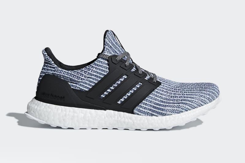搶先預覽 Parley for the Oceans x adidas 全新聯名 UltraBOOST 4.0 鞋款