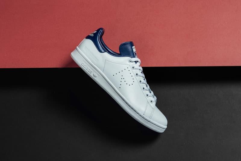 Raf Simons x adidas Originals 全新 Stan Smith 聯名鞋款正式上架